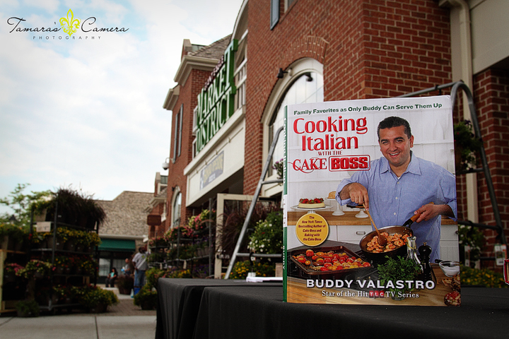 Cake Boss, Even Photographer, Dublin OH, Market District, Giant Eagle Corporation, Pittsburgh Photographer