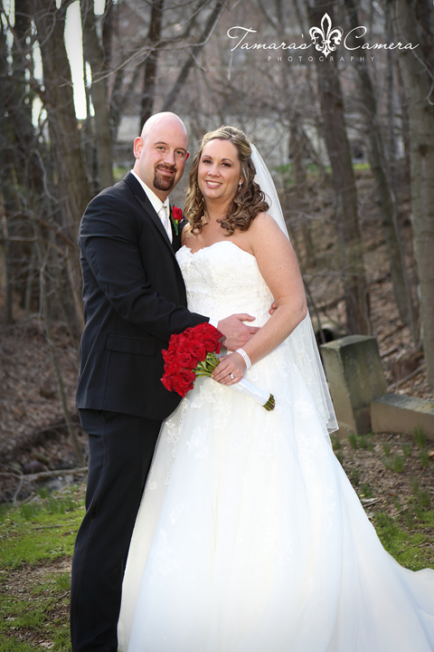 Wedding Photography, St. Joseph the Worker, Spring Wedding, Union Cemetery