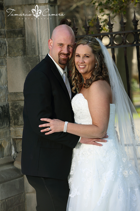 Wedding Photography, St. Joseph the Worker, Spring Wedding, Union Cemetery