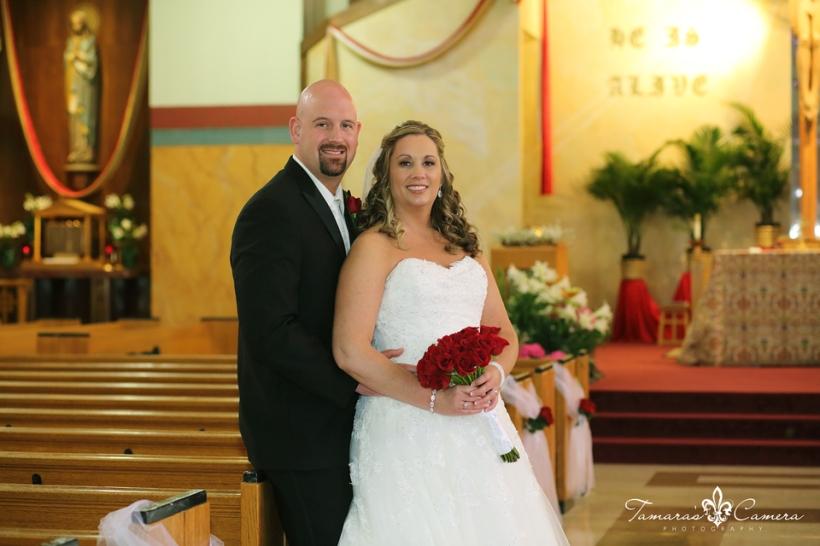 Wedding Photography, St. Joseph the Worker, Spring Wedding