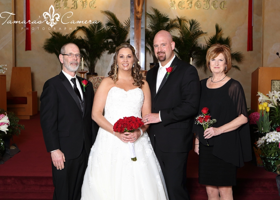 Wedding Photography, St. Joseph the Worker, Spring Wedding