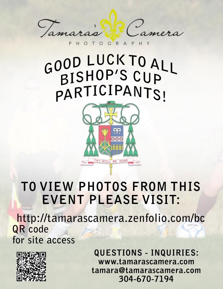 Bishop's Cup Soccer WV