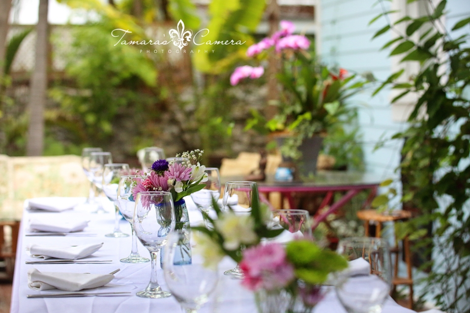 Private Residence Reception Key West