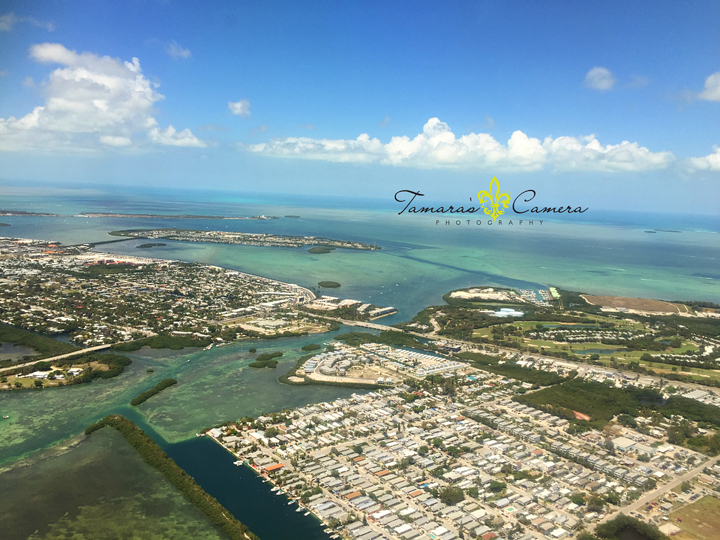 Key West from the Air