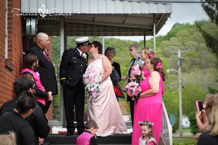 Fire Fighters, Mature Weddings, Weirton Weddings