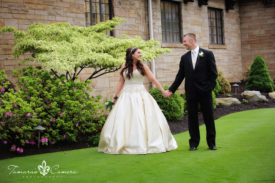 Spring Weddings, Williams Country Club