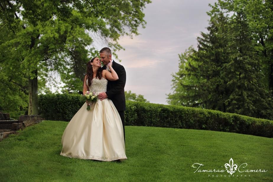 Spring Weddings, Williams Country Club