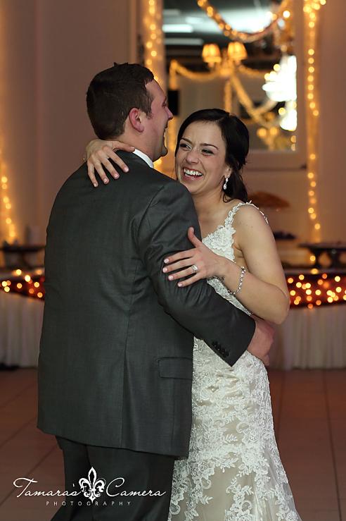weirton wedding photographer, pittsburgh wedding photographer, spring wedding, bride and groom, st. florian hall, wintersville OH, first dance