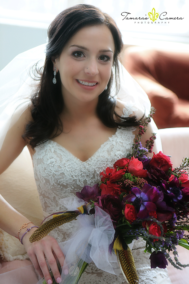 wedding gown, lace, bouquet, flowers, boquet bling, red roses, weirton wedding photographer, pittsburgh wedding photographer, spring wedding